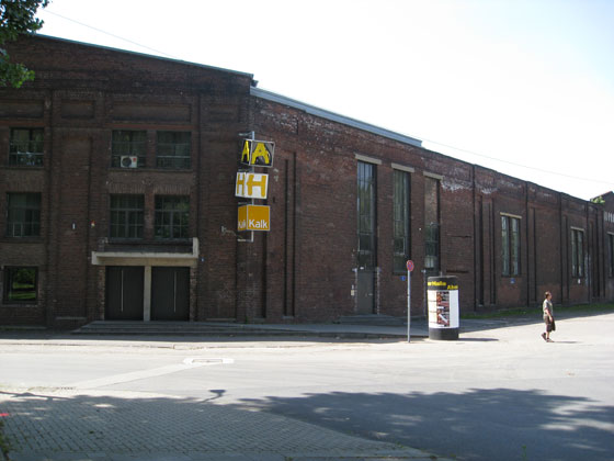 Abenteuerhallen from outside. (Photo by Pandur)